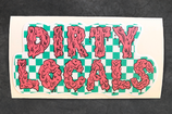 Drippy Punk DL Sticker