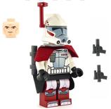 LEGO MINIFIGURA SW | 9499 ELITE CLONE TROOPER COMANDANTE