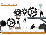 Spécialisation Systémique en Institution Inscription