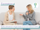 Hypnose Conversationnelle Inscription