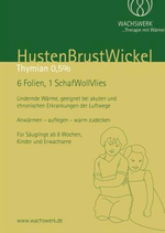 HustenBrust Wickel - Thymian