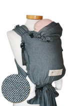 Storchenwiege BabyCarrier - Graphit