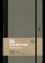 Adventure Notebook A6, 9x14cm