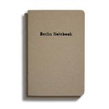 Berlin Notebook Original (2 per pack) Blanco
