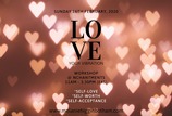 Love Your Vibration Workshop