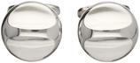 Georg Jensen zilveren design manchetknopen, Denemarken.