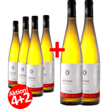 6-er Weinpaket Artisan Tamaioasa Romaneasca 2018 - Gratisaktion 4+2 Flaschen Gratis