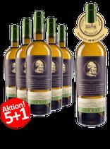 6-er Weinpaket Budureasca Premium Tamaioasa Romaneasca 2017    5 +1 GRATISAKTION