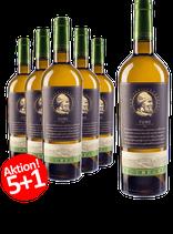 6-er Weinpaket Budureasca Premium FUME 2017    5 +1 GRATISAKTION