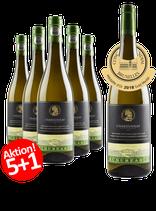 6-ER Weinpaket Budureasca Premium Chardonnay 2016