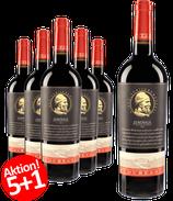 6-er Weinpaket Budureasca Premium Zenovius 2015