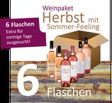 6er - Weinpaket Sommer-Feeling