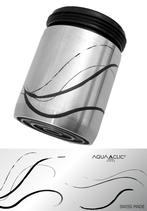 AquaClic® Inox Arabesque