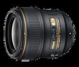Nikon AF-S NIKKOR 35 mm 1:1,4G + 5-Jahre-Garantie-Aktion