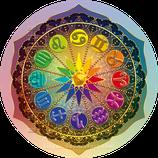 Zodiac Sticker oder Fensterbild