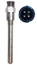 3703-02600 Inductive Sensor(Speed Sensor)- 4 Round Pins Ref VDO: 2159.20102600, ZF: 0501 210 991