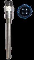 3703-02800Inductive Sensor(Speed Sensor)- 4 Round Pins Ref VDO: 2159.20102800, ZF: 0501 210 860