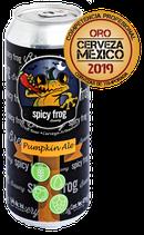 Pumpkin Ale - Medalla de oro Cerveza México 2019