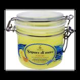 Sapone scrub sapore di mare agrumi Ischia sorgente di bellezza
