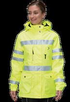 Damen-Übergangs-Winterjacke Espe mit Logo