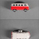 VW Bus rot