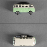 VW Bus mint