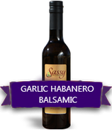 WHITE GARLIC HABANERO BALSAMIC