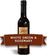 WHITE ONION & ROSEMARY BALSAMIC