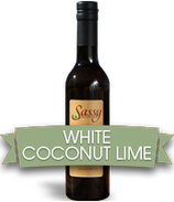 WHITE COCONUT LIME BALSAMIC
