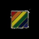 Regenbogen-Manschettenknöpfe