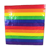 Regenbogen Servietten