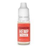 Hemp Straw-berry CBD-E-Liquid
