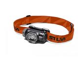 Silva LED Stirnlampe, 60 Lumen mit orangem Licht ideal zum lesen der Seekarte.