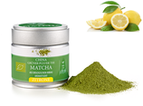 MATCHA CITRON BIO - Poudre Matcha, arôme naturel/Matcha-Pulver, natürliches Aroma