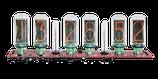 Nixie Clock ohne Gehäuse IN-18
