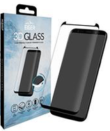 Eiger Temp Glass S8 Plus 3D Curved-Glas trasp.