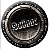 "Badge 37 mm ""Still square"" - Hard Rock'n'Roll -"