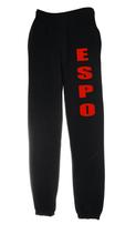 Pantalon jogging coton