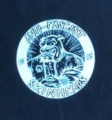 Anti-Fascist Skinhead - Aufnäher