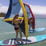 Duotone iRIG Inflatable Windsurfing Sail
