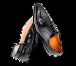 """Prime Shoes """" Glasgow"""" black. Rahmengenäht"""