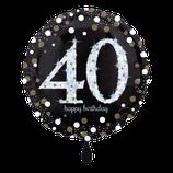 40 Geburtstag  Sparkling von Anagram
