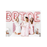 XXL Schriftzug BRIDE