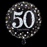 50 Geburtstag Sparkling von Anagram