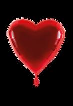 XXL Herz von Anagram