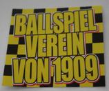 150 Dortmund Ballspielverein 6x6 Aufkleber