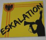 150 Dortmund Eskalation Aufkleber