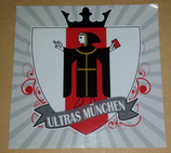 150 Ultras München Aufkleber 6x6