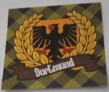 150 Dortmund Lorbeer mit Stadtwappen Aufkleber