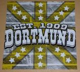 150 Dortmund Sterne Aufkleber